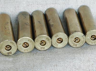 Гладкоствольные ружья  24-го калибра