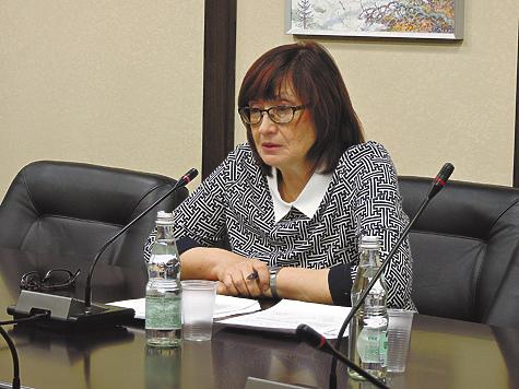 Пресс-конференция президента росохотрыболовсоюза