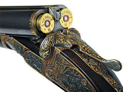 Английское ружье петербургского чеха