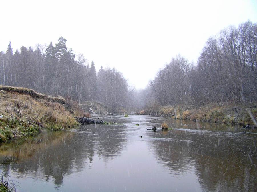 Особенности речной рыбалки весной